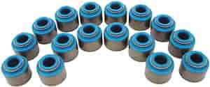 COMP Cams 519-8 - Comp Cams Viton Metal Body Valve Stem Seals