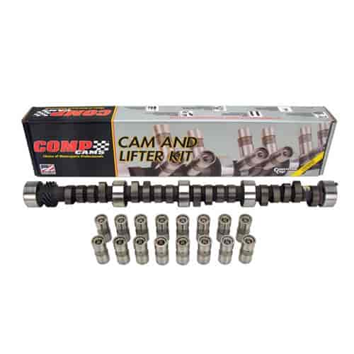 COMP Cams CL12-250-3 - Comp Cams 'Xtreme Energy' Hydraulic Flat Tappet Camshafts