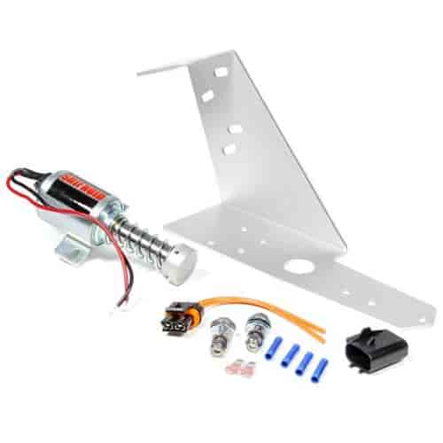 Powerglide Front Wheel Drive: Shifnoid SN-6000: Electric Spring Solenoid Shifter Kit