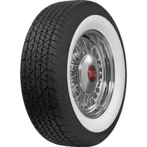 Coker Tire 530285: BF Goodrich Silvertown Whitewall Radial ...