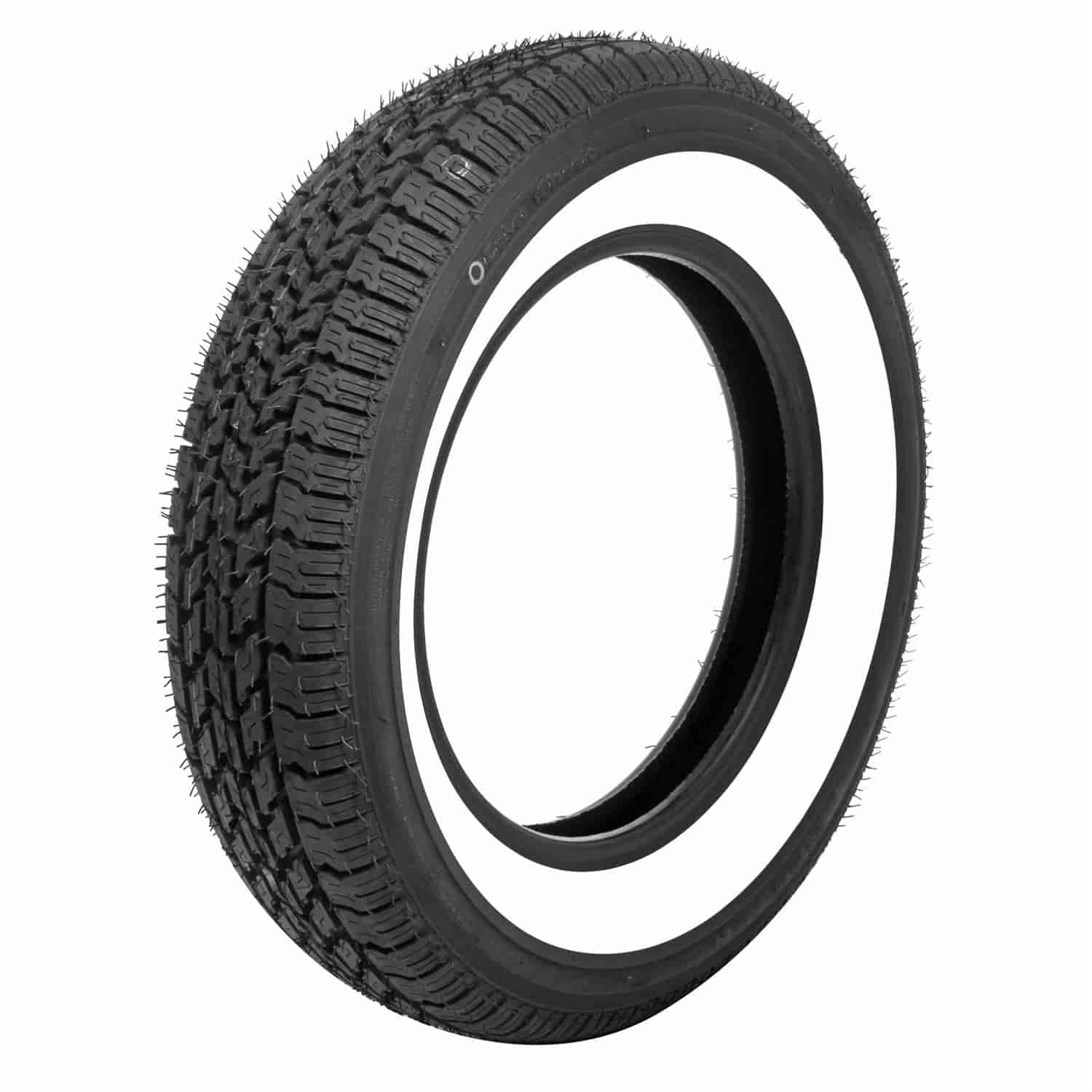 Coker Tire 568745 - Coker Classic Nostalgia Whitewall Radial Tires