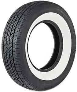 Coker Tire 538900 - Coker Classic Nostalgia Whitewall Radial Tires