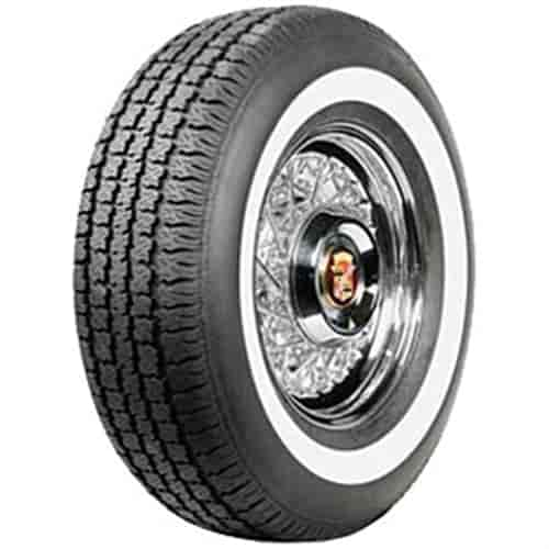 Coker Tire 700219 - Coker American Classic Collector Series Narrow Whitewall Radial Tires