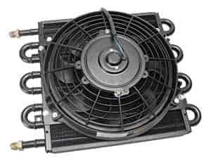 Derale 12732 - Derale Universal Remote Coolers with Fan