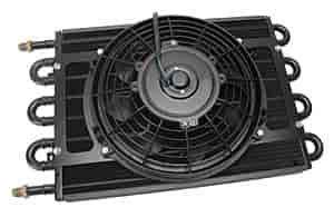 Derale 12733 - Derale Universal Remote Coolers with Fan