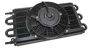 Derale 12741 - Derale Universal Remote Coolers with Fan
