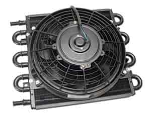 Derale 12742 - Derale Universal Remote Coolers with Fan