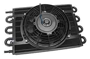 Derale 12743 - Derale Universal Remote Coolers with Fan