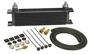 Derale 13401 - Derale Stacked Plate Transmission Coolers Kits