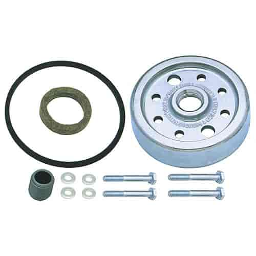 Derale 15761 - Derale Remote Oil Filter Kits, Mounts, and Adapters