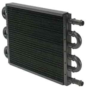 Derale 15831 - Derale Econo-Cool Remote Oil & Transmission Cooler