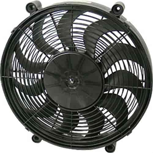 Derale 16217 17 High Output Radiator Fan