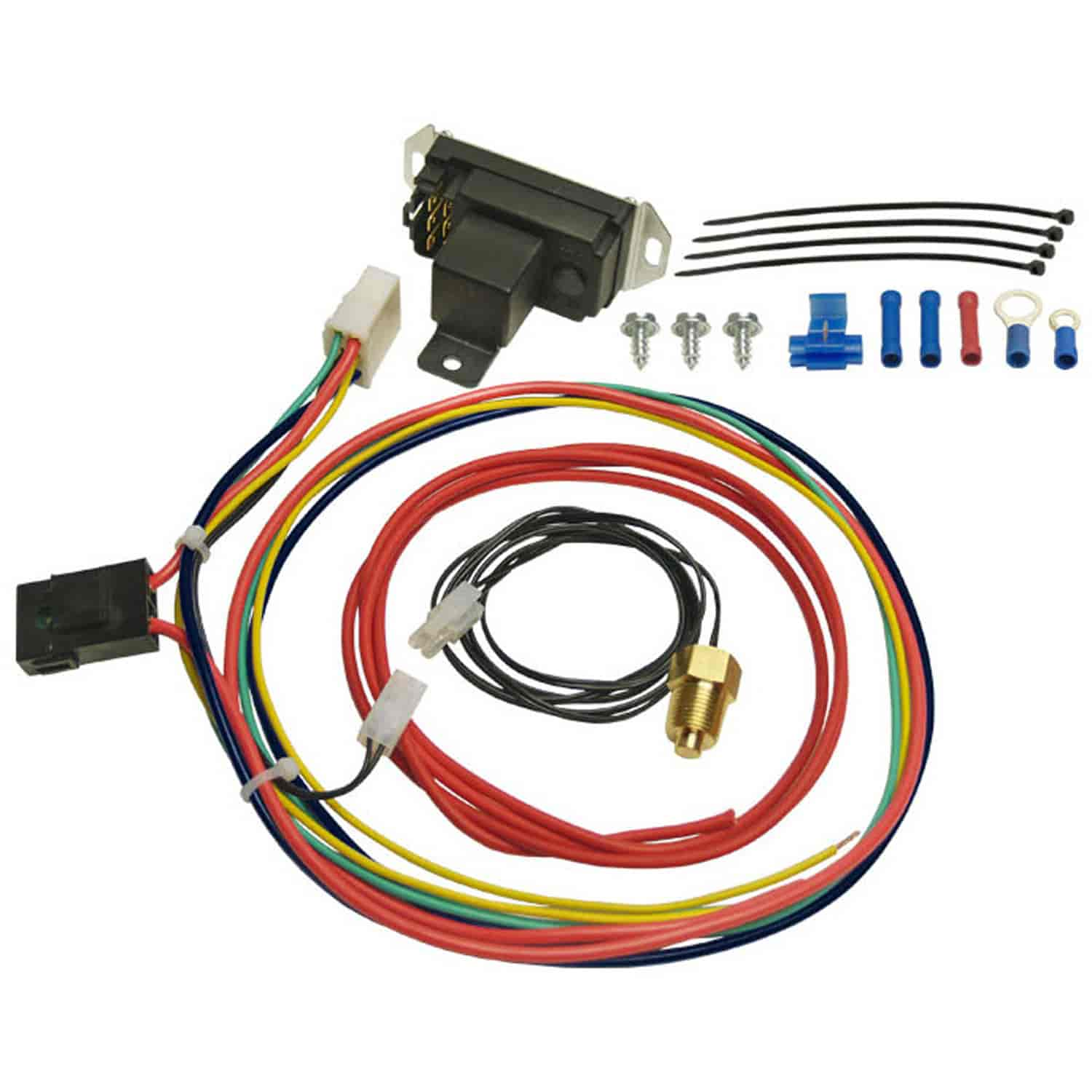 universal wiring harness kit jegs   33 wiring diagram