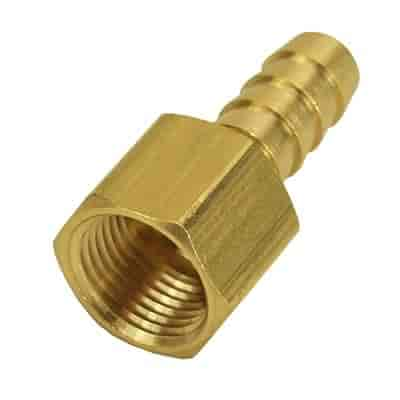 Derale 98105 - Derale Brass Adapter Fittings and Accessories