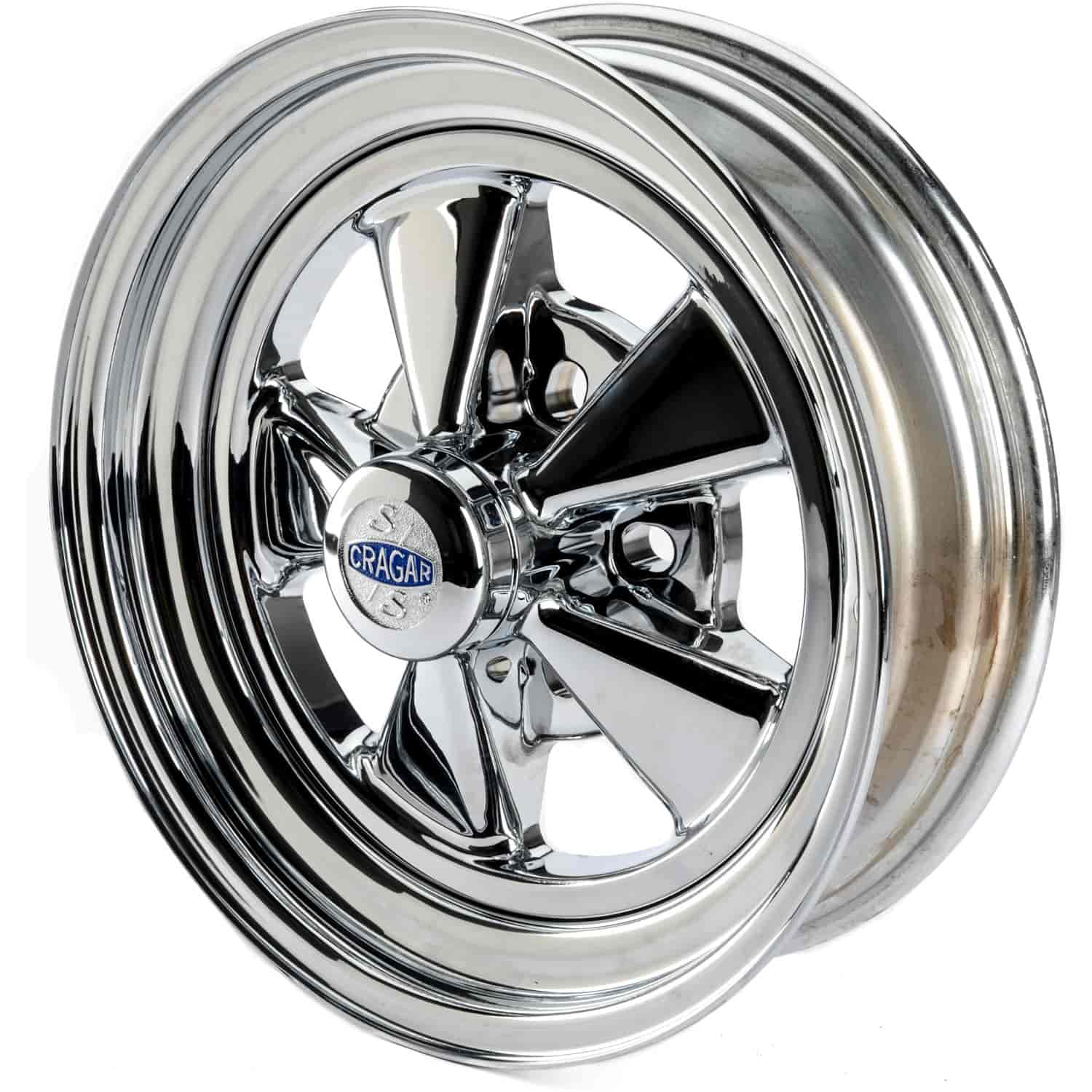 Cragar 08415 - Cragar 08/61 Series S/S Super Sport Wheels