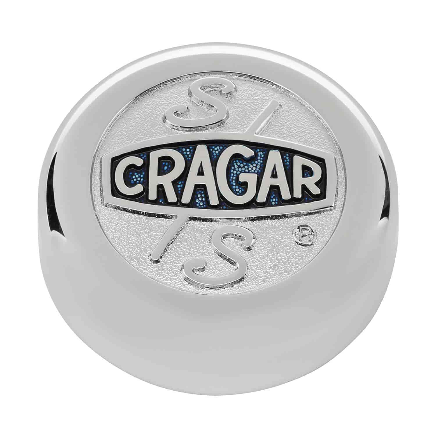 Cragar 29025-1 - Cragar Wheel Center Caps