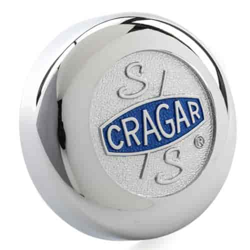 d9ecfcd1a6a Cragar 09090 Ss Logo Flat Center Cap For Super Sport Wheels 5 X 4 Rhjegs
