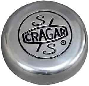 Cragar 09093 - Cragar Wheel Center Caps