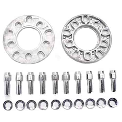 Cragar 29600 - Cragar Wheel Spacers