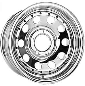 Cragar 3205812P - Cragar Chrome Quick Trick I Wheels