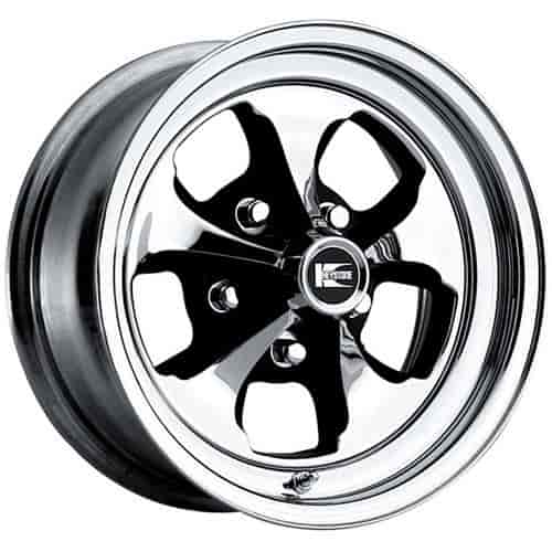 Cragar 3254599 - Cragar Chrome Keystone Klassic Wheels