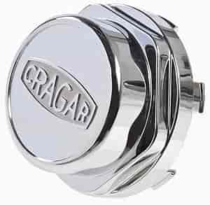 Cragar 350031CR - Cragar Wheel Center Caps