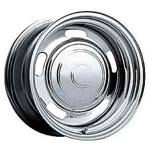 Cragar 3735653P - Cragar Chrome Rally Wheels