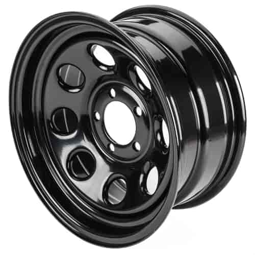 Cragar #3975150 - Cragar Black Soft 8 Wheels