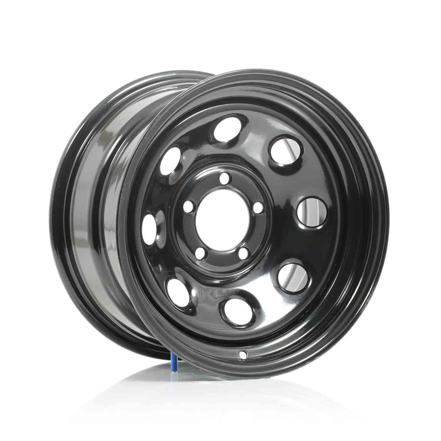 Cragar 3975812P - Cragar Black Soft 8 Wheels