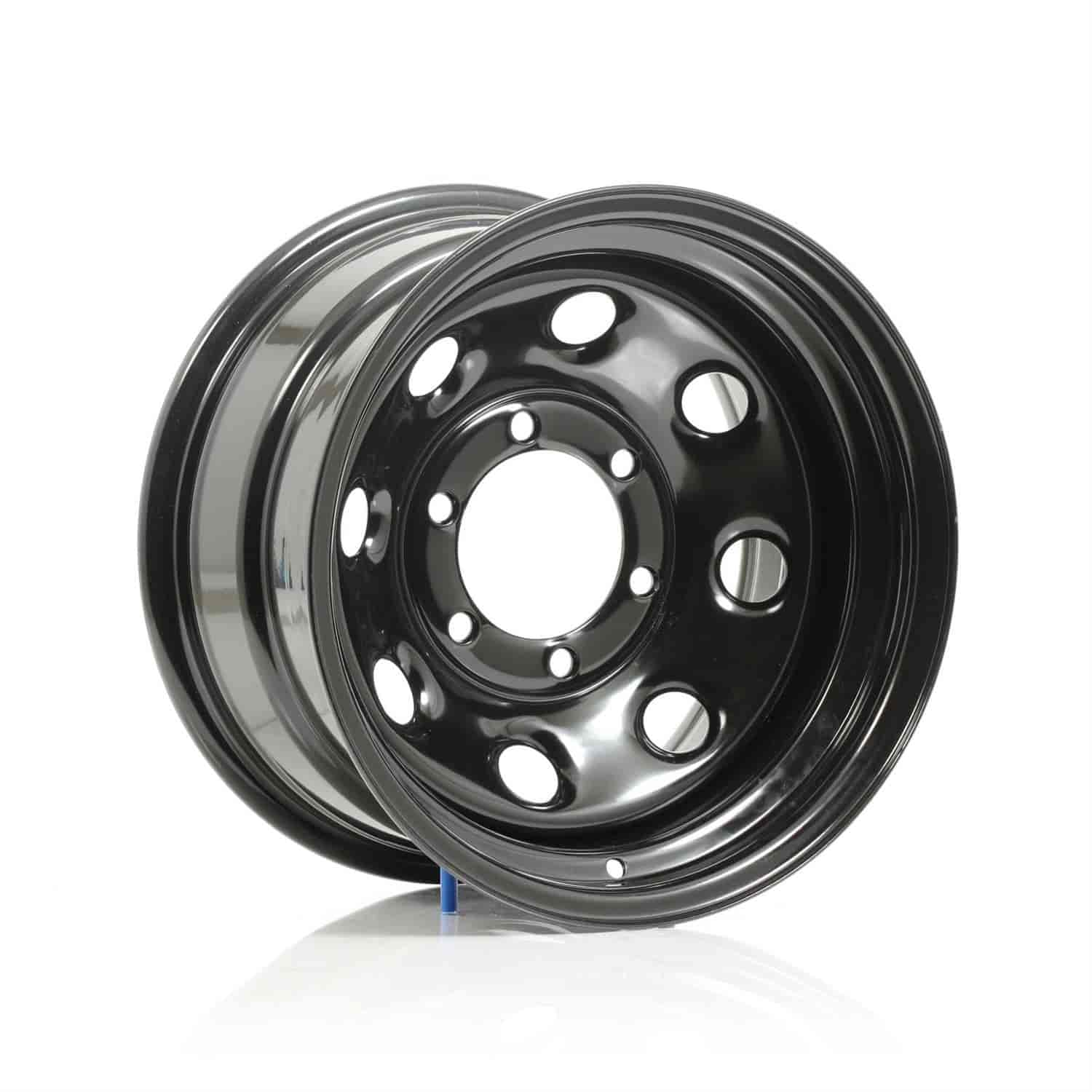Cragar 3975860 - Cragar Black Soft 8 Wheels