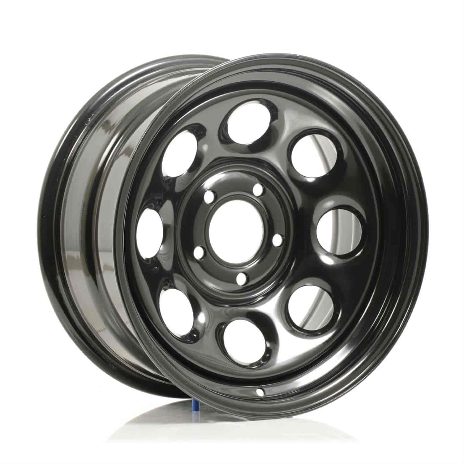 Cragar #3978835 - Cragar Black Soft 8 Wheels