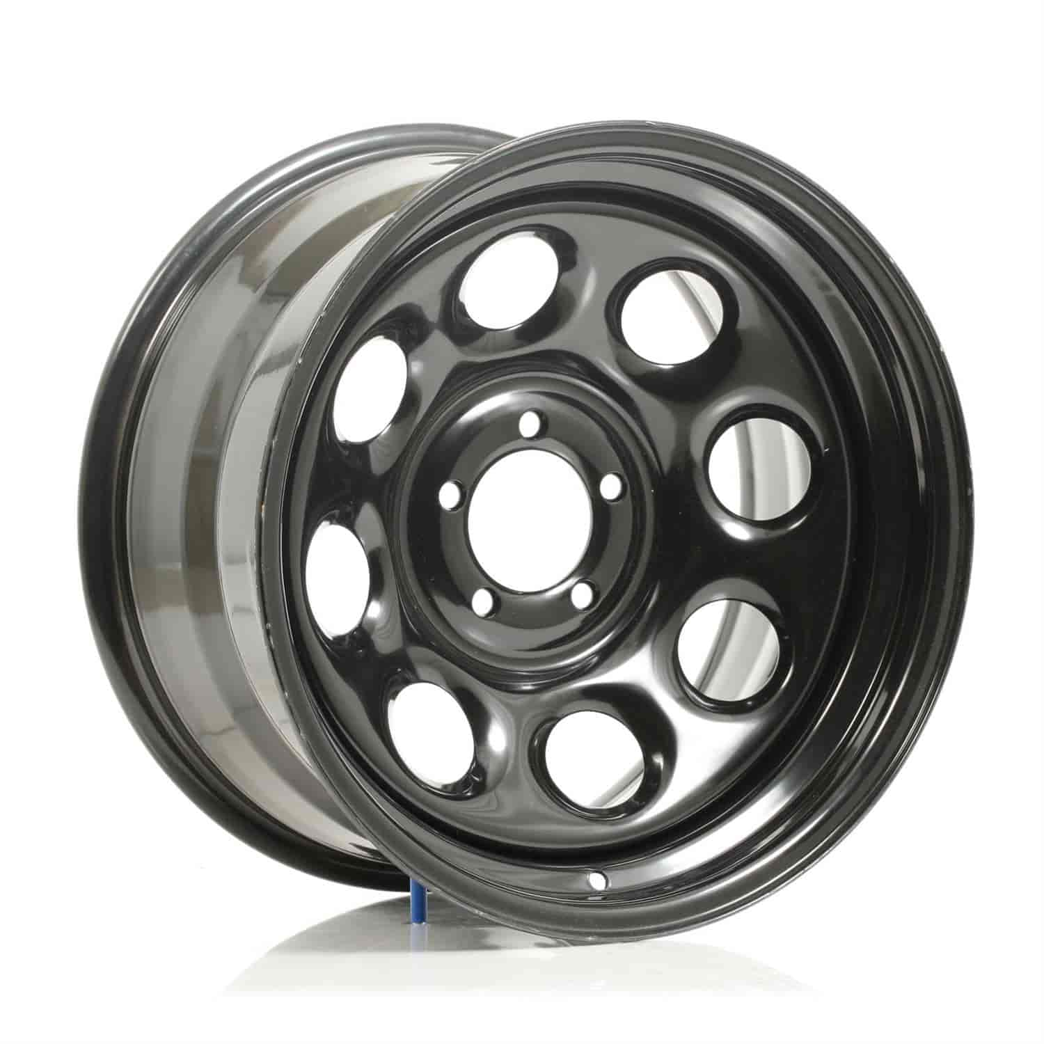 Cragar 3978912 - Cragar Black Soft 8 Wheels