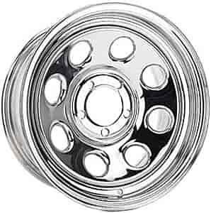 Cragar #3985855 - Cragar Chrome Soft 8 Wheels