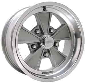 Cragar 500G785045 - Cragar 500G Eliminator Series Gray Wheels