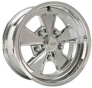 Cragar 500P775042 - Cragar 500P Eliminator Series Polished Wheels