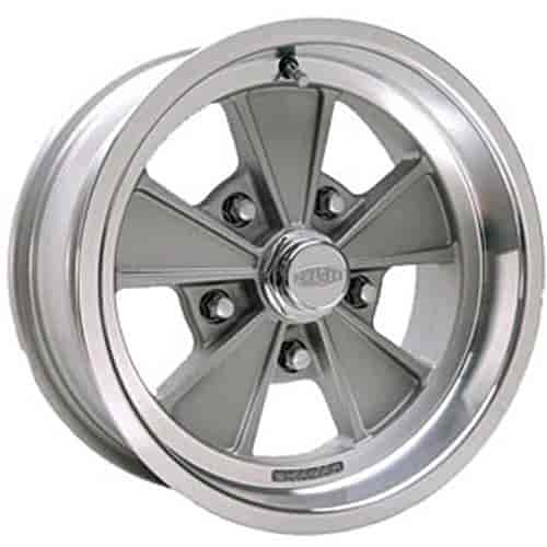 Cragar 500G581245 - Cragar 500G Eliminator Series Gray Wheels