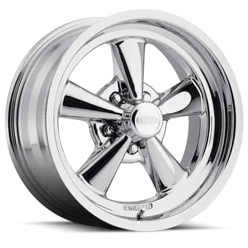 Cragar 610C781245 - Cragar 610C Series S/S Chrome RWD Wheels