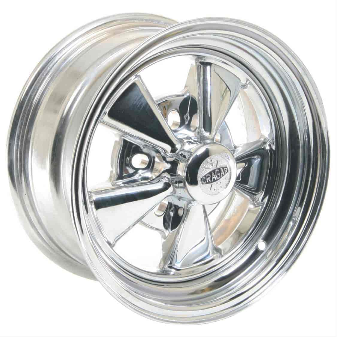 Cragar 08750 - Cragar 08/61 Series S/S Super Sport Wheels