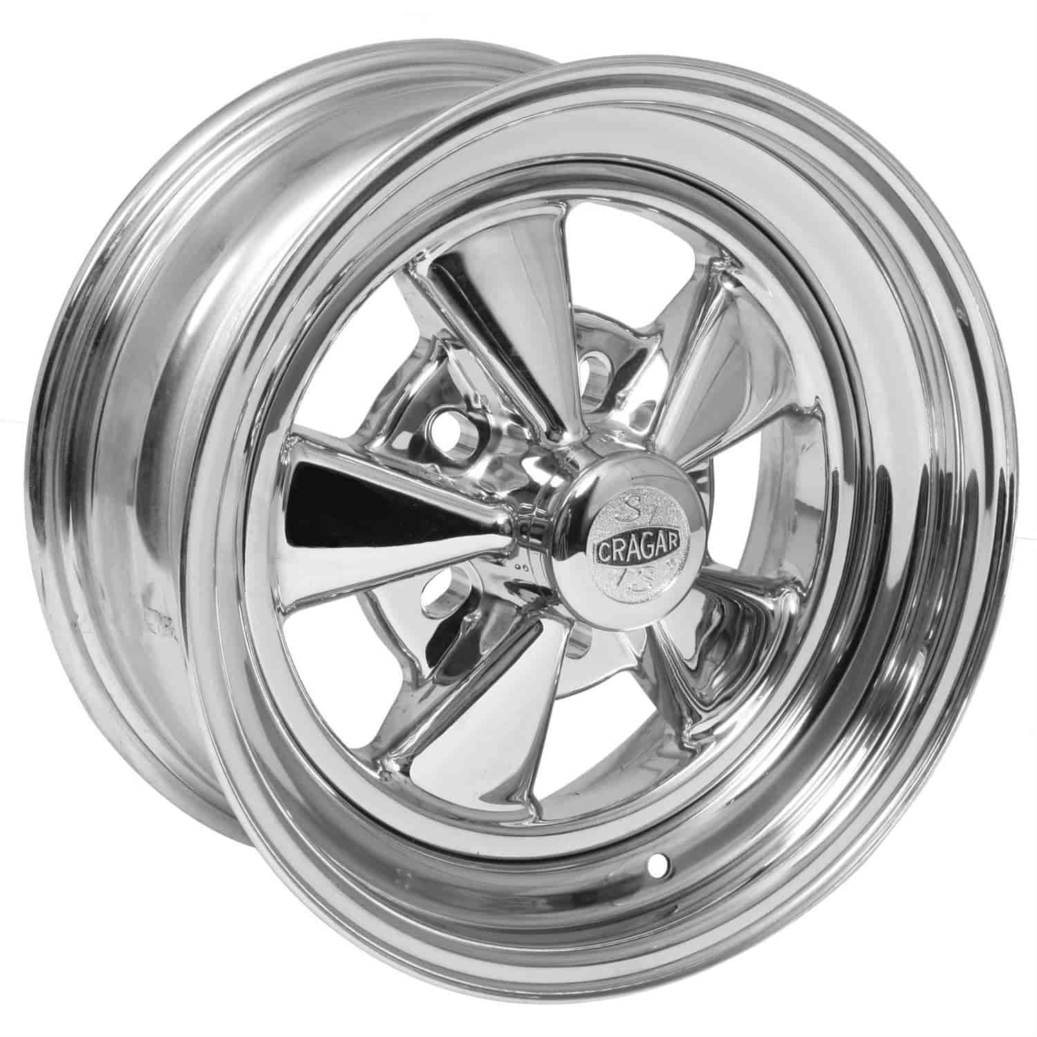 Cragar 61715 - Cragar 08/61 Series S/S Super Sport Wheels