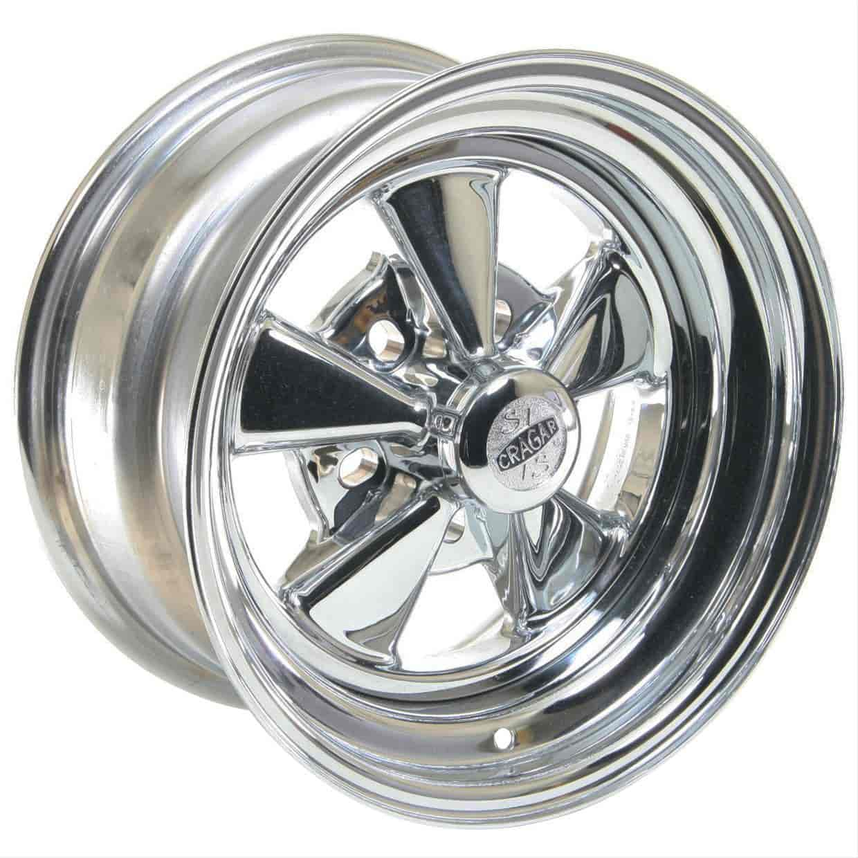 Cragar 61815 - Cragar 08/61 Series S/S Super Sport Wheels