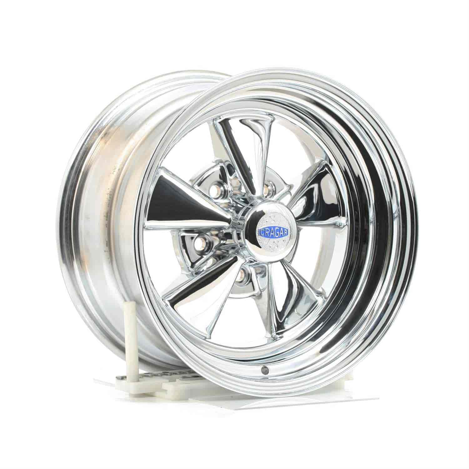 cragar 61c583442 61c s s direct drill chrome wheel size 15 x 8 1957 Ford Steering Wheel cragar 61c583442