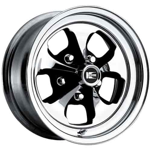 Cragar 325899 - Cragar Chrome Keystone Klassic Wheels
