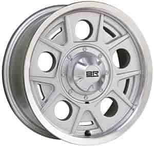 Black Rock 915S668035 - Black Rock 915-Series Route 66 Toy Hauler Wheels