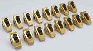 Crane Cams 11755-16 - Crane Cams Gold Race Roller Rocker Arms