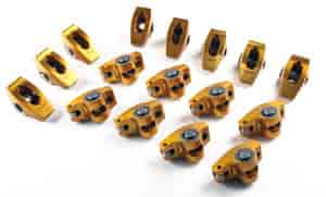Crane Cams 11772-16 - Crane Cams Gold Race Roller Rocker Arms