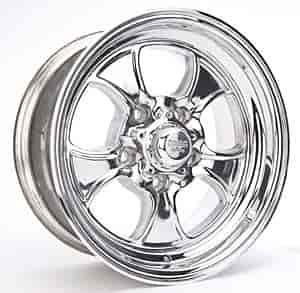 American Racing 550-6765 - American Racing Hopster Polished Wheels