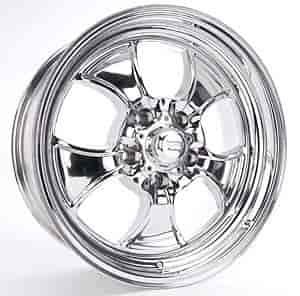 American Racing 550-7761 - American Racing Hopster Polished Wheels
