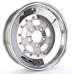 American Racing Pro Series AR4805465 - American Racing Pro Series Polished TrakStar 480F Series Front Wheels