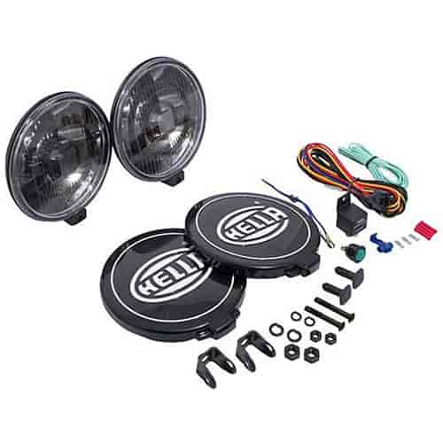 Hella 005750991 - Hella Black Magic Driving Light Kits