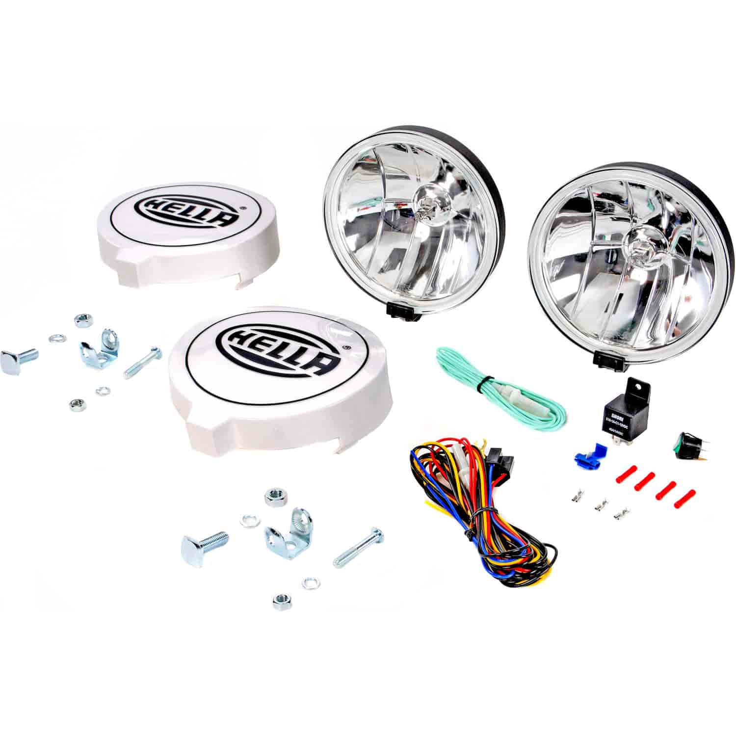Hella 010032801 - Hella 700FF Driving Light Kits